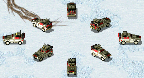 BRDM-1 - 'SeaToad' AT-1 Snapper Anti Tank Configuration.png
